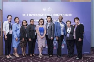 "The 2019 International Conference on Women and Sport Opens ""Women: The Makers of Sustainable Development in Sport"""
