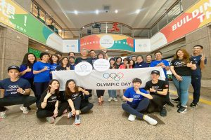 2020 Olympic Day Celebration in Chinese Taipei