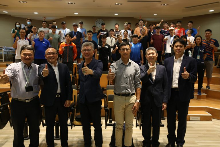 "Chinese Taipei Olympic Committee holds ""Sports Agent Forum"" for  the Athletes"